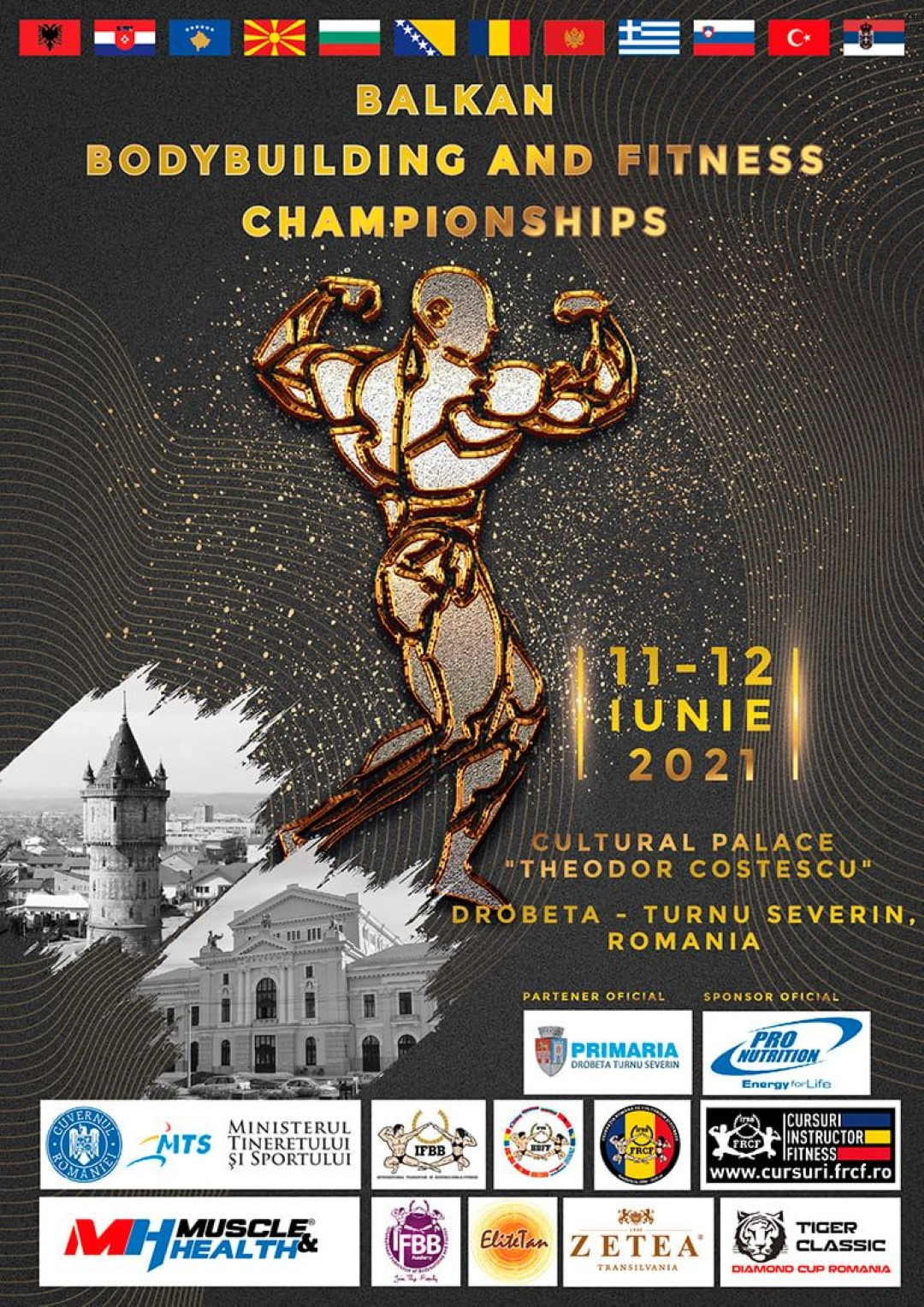BALKAN BODYBUILDING AND FITNESS CHAMPIONSHIPS